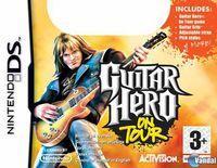 Portada oficial de Guitar Hero On Tour para NDS