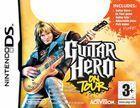 Portada oficial de de Guitar Hero On Tour para NDS
