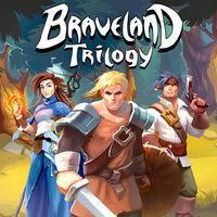 Portada oficial de Braveland Trilogy para Switch