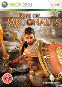 Portada oficial de Rise of the Argonauts para Xbox 360