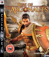 Portada oficial de Rise of the Argonauts para PS3