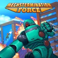 Portada oficial de Mechstermination Force para Switch