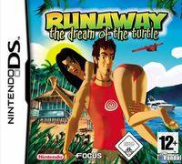 Portada oficial de Runaway, The Dream of the Turtle para NDS