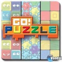 Portada oficial de Go! Puzzle PSN para PS3