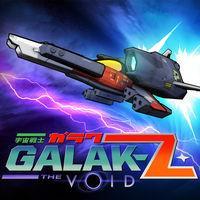 Portada oficial de GALAK-Z: The Void: Deluxe Edition para Switch