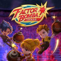 Portada oficial de Factor Bomba! Torneo para PS4