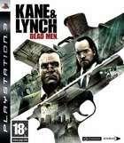 Portada oficial de de Kane & Lynch: Dead Men para PS3