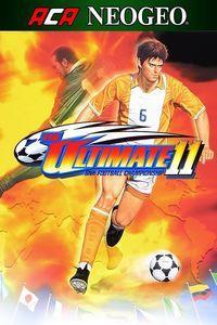 Portada oficial de NeoGeo The Ultimate 11: SNK Football Championship para Xbox One