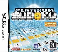 Portada oficial de Platinum Sudoku para NDS