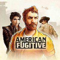 Portada oficial de American Fugitive para PS4