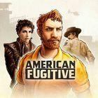Portada oficial de de American Fugitive para PS4