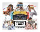 Portada oficial de de Nintendo Labo Toy-Con 04: VR Kit para Switch
