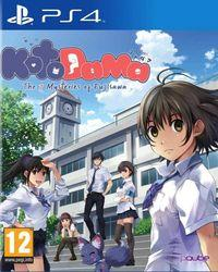 Portada oficial de Kotodama: The 7 Mysteries of Fujisawa para PS4