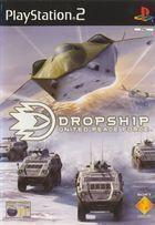 Portada oficial de de Dropship para PS2
