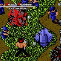 Portada oficial de Arcade Archives Ikari Warriors para Switch