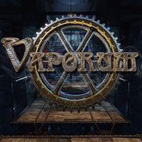 Portada oficial de Vaporum para PS4