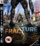 Portada oficial de de Fracture para PS3