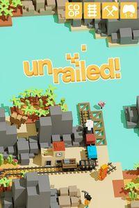 Portada oficial de Unrailed! para Xbox One