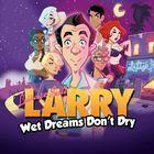Portada oficial de de Leisure Suit Larry: Wet Dreams Don't Dry para PS4
