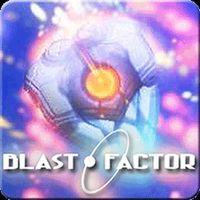 Portada oficial de Blast Factor PSN para PS3