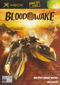 Portada oficial de Blood Wake para Xbox