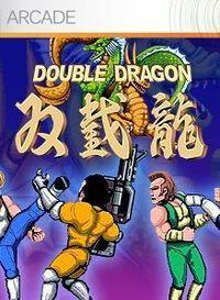 Portada oficial de Double Dragon XBLA para Xbox 360