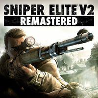 Portada oficial de Sniper Elite V2 Remastered para PS4