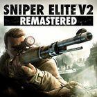 Portada oficial de de Sniper Elite V2 Remastered para PS4