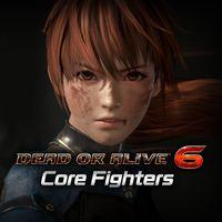 Portada oficial de Dead or Alive 6: Core Fighters para PS4