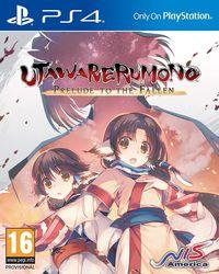 Portada oficial de Utawarerumono: Prelude to the Fallen para PS4