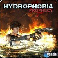 Portada oficial de Hydrophobia Prophecy PSN para PS3