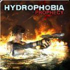 Portada oficial de de Hydrophobia Prophecy PSN para PS3