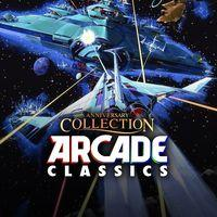 Portada oficial de Konami Anniversary Collection: Arcade Classics para PS4