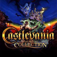 Portada oficial de Castlevania Anniversary Collection para PS4
