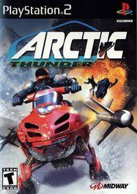 Portada oficial de Arctic Thunder para PS2