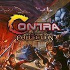Portada oficial de de Contra Anniversary Collection para PS4