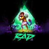 Portada oficial de RAD para PS4