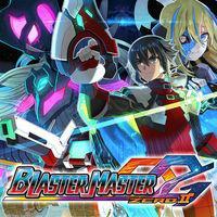 Portada oficial de Blaster Master Zero 2 para Switch