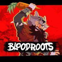 Portada oficial de Bloodroots para PS4
