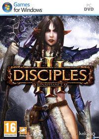 Portada oficial de Disciples III: Renaissance para PC