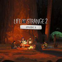 Portada oficial de Life is Strange 2 - Episodio 3: Wastelands para PS4
