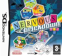 Portada oficial de Nervous Brickdown para NDS