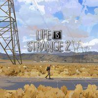 Portada oficial de Life is Strange 2 - Episodio 4: Faith para PS4