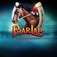Portada oficial de Phar Lap - Horse Racing Challenge para PS4