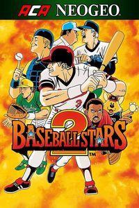 Portada oficial de NeoGeo Baseball Stars 2 para Xbox One