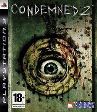 Portada oficial de Condemned 2 para PS3