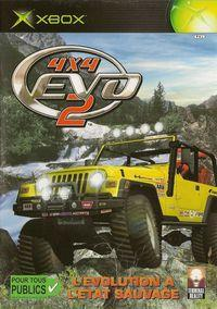 Portada oficial de 4x4 Evolution 2 para Xbox