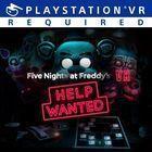 Portada oficial de de Five Nights At Freddy's VR: Help Wanted para PS4