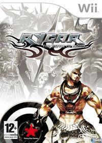 Portada oficial de Rygar: The Battle of Argus para Wii