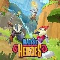 Portada oficial de ReadySet Heroes para PS4